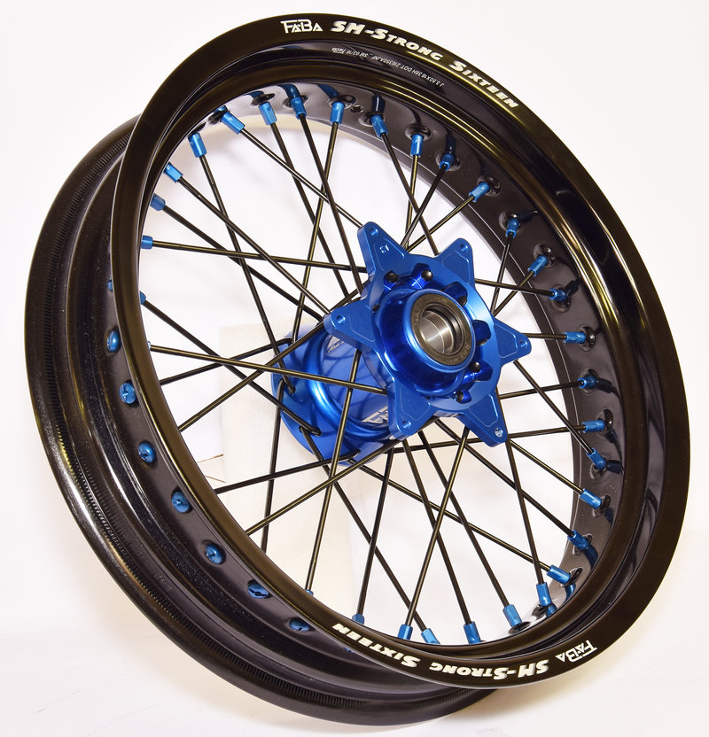 FABA Husky Supermoto Wheels